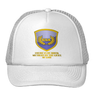 Southern By The Grace Of God (BG) Hat