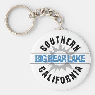Southern California - Big Bear Lake Key Ring