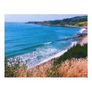 Southern California Postcard - Abalone Cove
