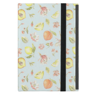 Southern Charm Floral Pattern Ipad Case
