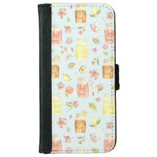 Southern Charm Pattern Phone Wallet