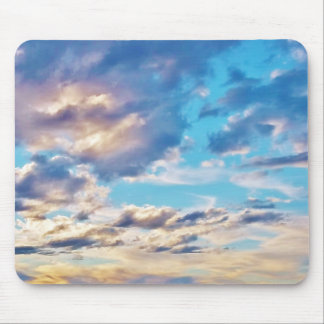 Southern Clouds Mouse Pad