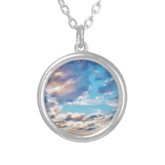 Southern Clouds Necklace