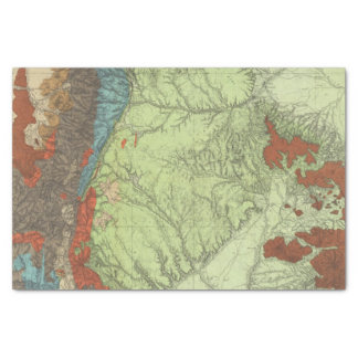 Southern Colorado 2 Tissue Paper