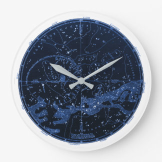 Southern Constellations Clock