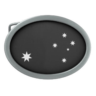 Southern Cross and Commonwealth Star Belt Buckles