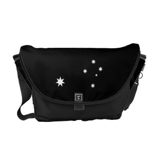 Southern Cross and Commonwealth Star Commuter Bags