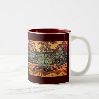 """Southern Dreamscape"" Mug repeated Image"
