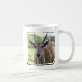 Southern Eland Coffee Mug