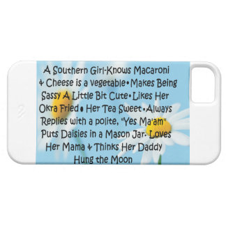 Southern Girl iPhone 5 Cases