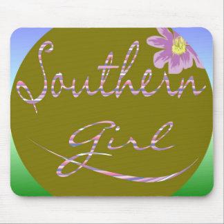 SOUTHERN GIRL MOUSEPAD