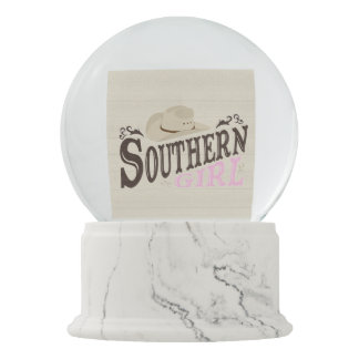 Southern Girl Snow Globes