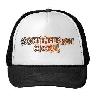 southern girl star fall 2 trucker hat