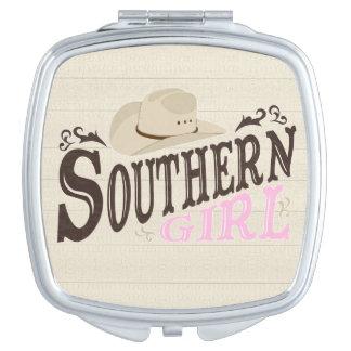 Southern Girl Vanity Mirror