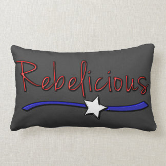 Southern  Girls are  Rebelicious Pillows