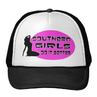 Southern Girls Do it Better Hat
