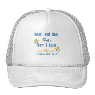 Southern Girls Rock Mesh Hat