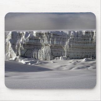 Southern Glacier Mt Kilimanjaro Mouse Pad