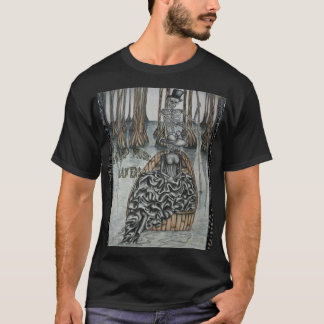 Southern Gothic style by Swamp Music Players T-Shirt