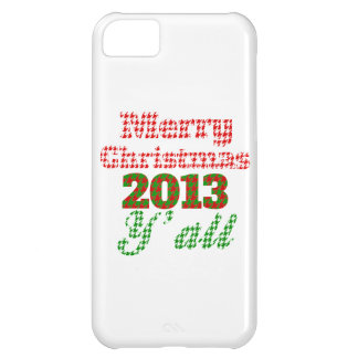 Southern Houndstooth Christmas 2013 iPhone 5C Case
