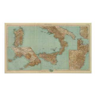 Southern Italy 2729 Poster
