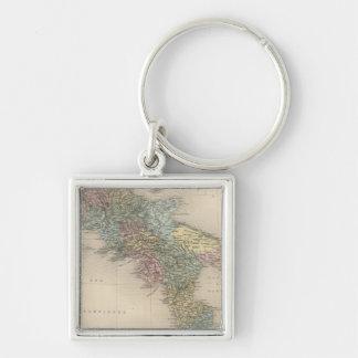 Southern Italy 4 Key Ring