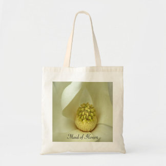 Southern Magnolia Bridal Party Favor Tote Budget Tote Bag