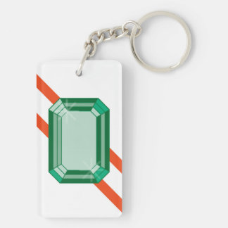 Southern Nephrite Keychain