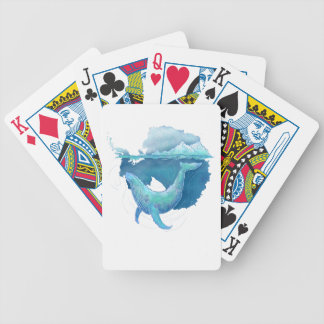 Southern Ocean Whale Sanctuary Bicycle Playing Cards