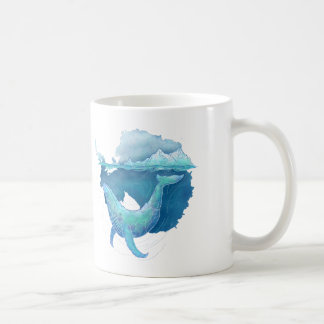 Southern Ocean Whale Sanctuary Coffee Mug