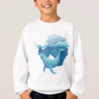 Southern Ocean Whale Sanctuary Sweatshirt