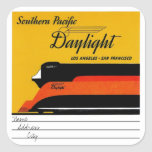 Southern Pacific Daylight Autocollants