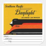 Southern Pacific Daylight Autocollants