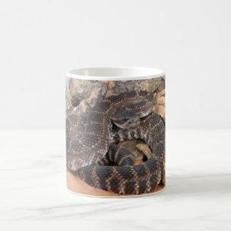 Southern Pacific Rattlesnake. Coffee Mug