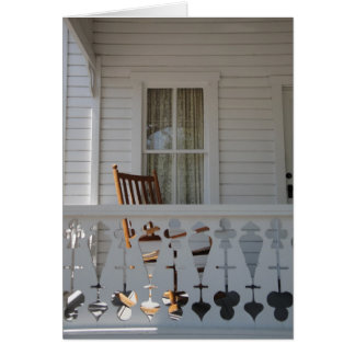 Southern porch card