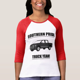 """Southern Pride"" Southern Tshirts for women"
