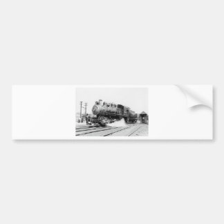 Southern Railway 0-6-0 Switcher #1706 Bumper Stickers