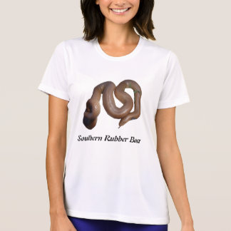 Southern Rubber Boa Ladies Micro-Fiber T T-shirt