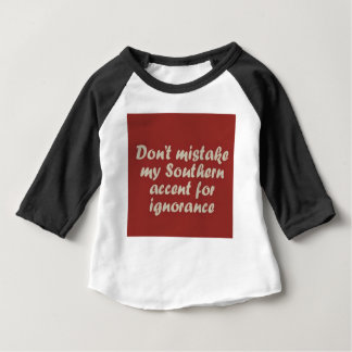Southern Sayings Baby T-Shirt