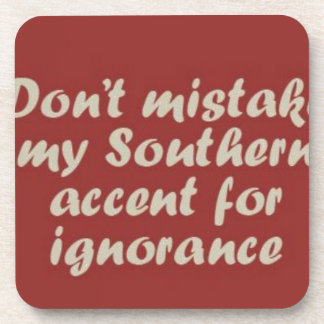 Southern Sayings Coaster