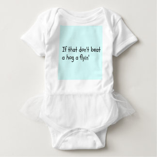 Southern Sayin's Baby Bodysuit