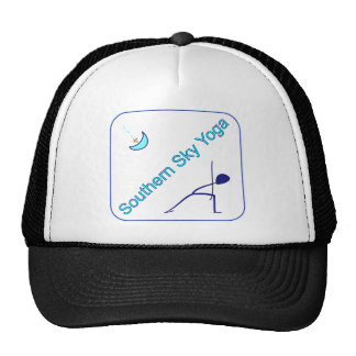 Southern Sky Yoga - Square Logo T Hat