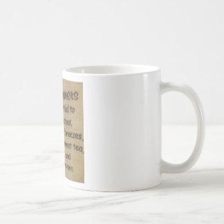 Southern slang coffee mug