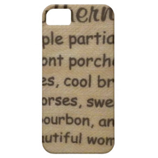 Southern slang iPhone 5 cover