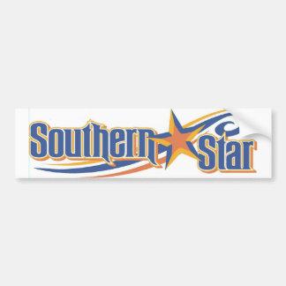Southern Star Emblem Bumper Sticker