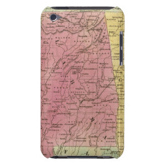 Southern States with South Part of Florida iPod Touch Cases