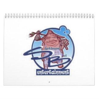 SouthernBoi Yearly Calender Calendar