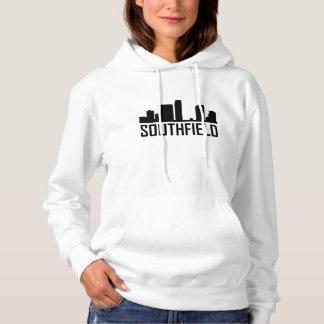 Southfield Michigan City Skyline Hoodie
