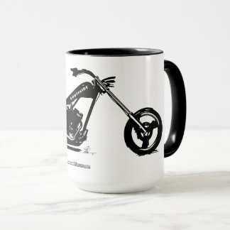 Southside Choppers Coffee Mug