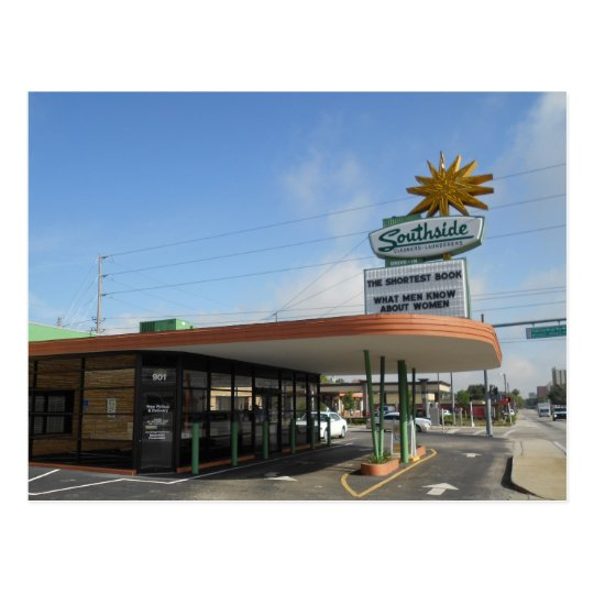 Southside Dry Cleaner Lakeland Florida Postcard